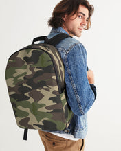 Load image into Gallery viewer, Dwayne Elliott Collection Camo Large Backpack - Dwayne Elliott Collection