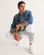 Load image into Gallery viewer, The Dwayne Elliott Black Diamond Collection Men's Track Pants - Dwayne Elliott Collection