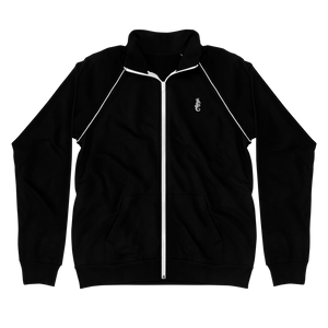 Dwayne Elliott Collection Piped Fleece Jacket - Dwayne Elliott Collection