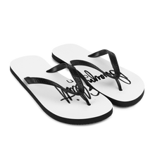 Laden Sie das Bild in den Galerie-Viewer, Dwayne Elliott Collection Flip-Flops - Dwayne Elliott Collection