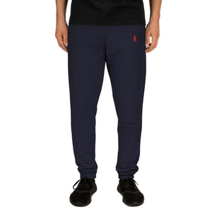 Dwayne Elliott Collection Logo Embroidery Unisex Joggers - Dwayne Elliott Collection