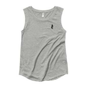 Dwayne Elliott Collection Ladies' Cap Sleeve T-Shirt - Dwayne Elliott Collection