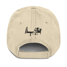 Load image into Gallery viewer, Dwayne Elliott Collection Distressed Dad Hat - Dwayne Elliott Collection