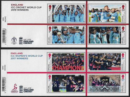 England Cricket World Cup Winners