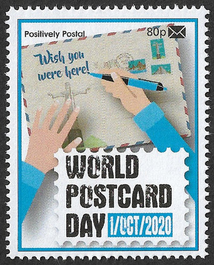 Positively Postal Artistamps