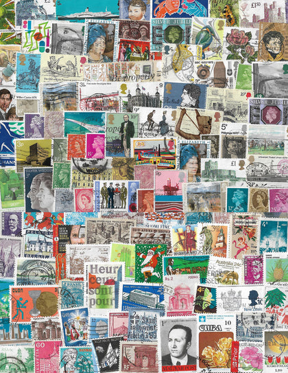 The Positively Postal Stamp Club