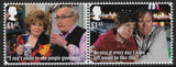 2020 Coronation Street u/m mnh stamp set