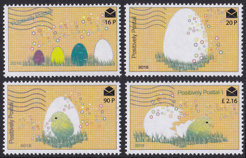 2016 Positively Postal Artistamps Easter