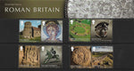 2020 Roman Britain u/m mnh stamp presentation pack