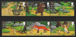 The Gruffalo u/m mnh stamp set