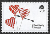 2020 Positively Postal Valentine's Day Artistamps x 2