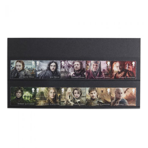 Game of Thrones™ Stamp Set