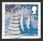 GB 2003 Christmas Ice Sculptures £1.12 stamp SG 2414 used
