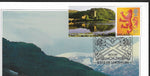 GB 2007 Glorious Scotland 1st class stamp Smilers maxi card Eilean Donan