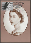 GB 2006 80th Birthday of Queen Elizabeth II stamp SG2620-2627 maxi cards x 8