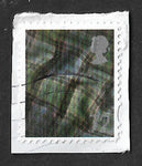 GB 2006 72p Scotland Tartan stamp S120 used