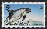 2012 Falkland Islands Whales and Dolphins u/m mnh stamps x 12