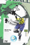 GB 2006 World Cup Championship Germany World Cup Winners 72p maxi card