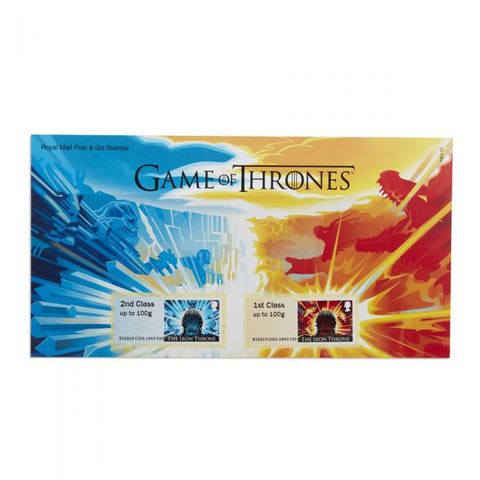 Game of Thrones™ Post and Go Stamp Set