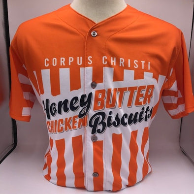 2021 - Whataburger Collection - Honey Butter Chicken Biscuit Jersey
