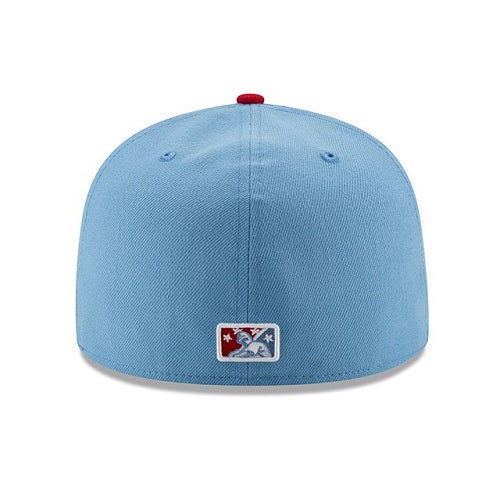 New Era - Youth - 59Fifty Fitted - Authentic Fauxback Cap
