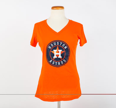 Houston Astros Primary GIII Primary Logo T-Shirt