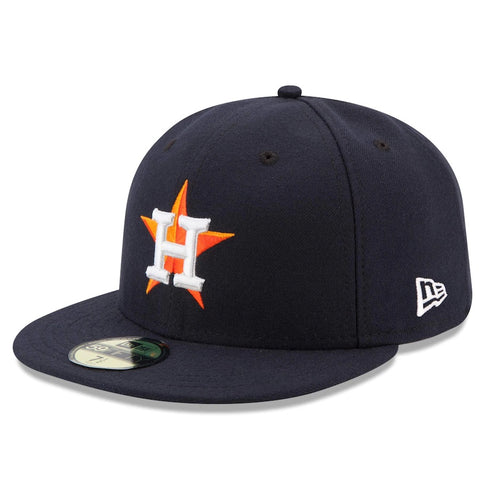 Houston Astros Men's New Era Authentic 59Fifty Hat