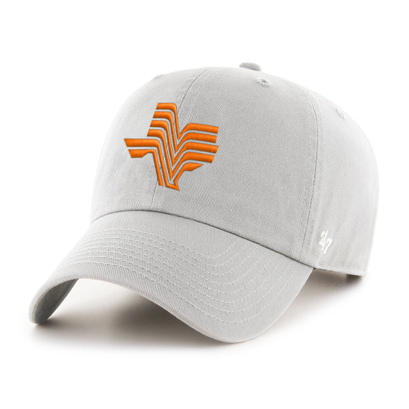 2020 - '47 Brand - Clean Up - Grey - Whataburger Collection