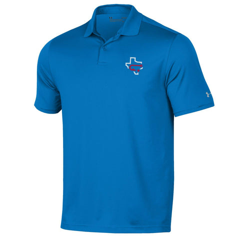 Under Armour - Polo Performance - Fauxback - Royal