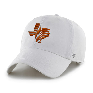 2020 - '47 Brand - Clean Up - White - Whataburger Collection