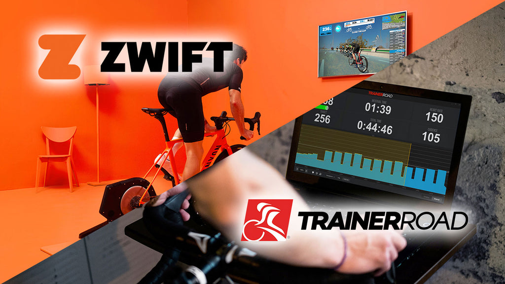 Zwift or trainer Road Software?