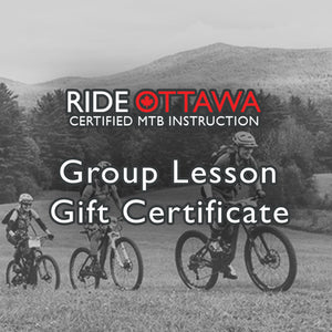 Gift Certificate - Ride Better - 2hr Group Lesson
