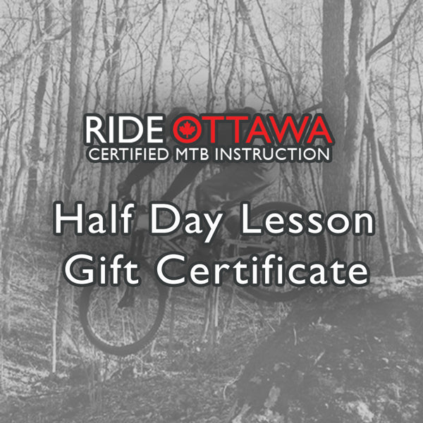 Gift Certificate - Half Day Private Lesson