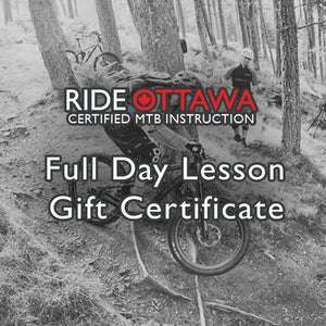 Gift Certificate - Full Day - Private Lesson