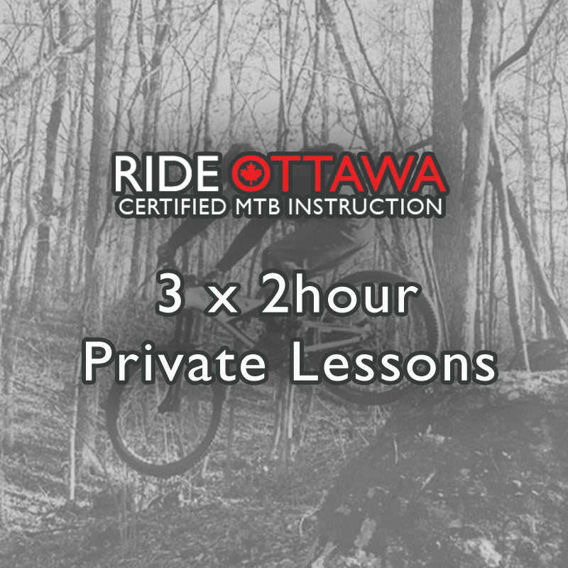 Gift Certificate - 2 hour x 3 sessions - Private Lessons