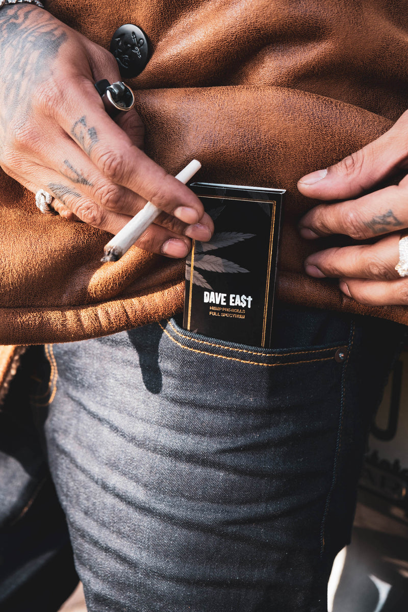 Velt Pre-Rolls | DAVE EAST EDITION