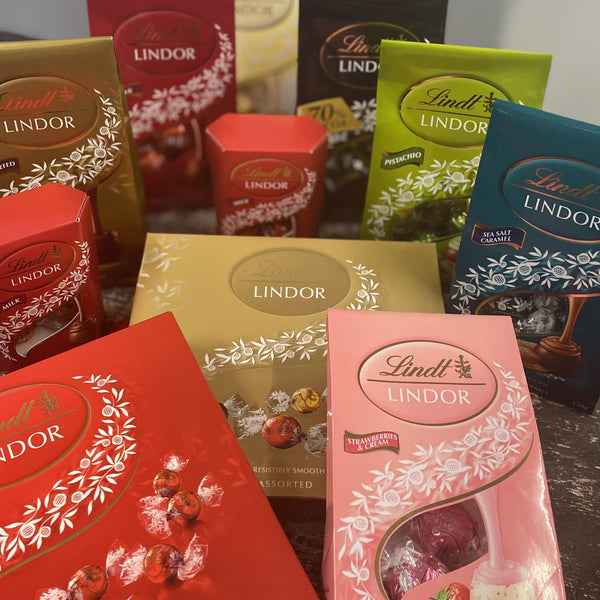Irresistibly Smooth Lindt Lindor Chocolates