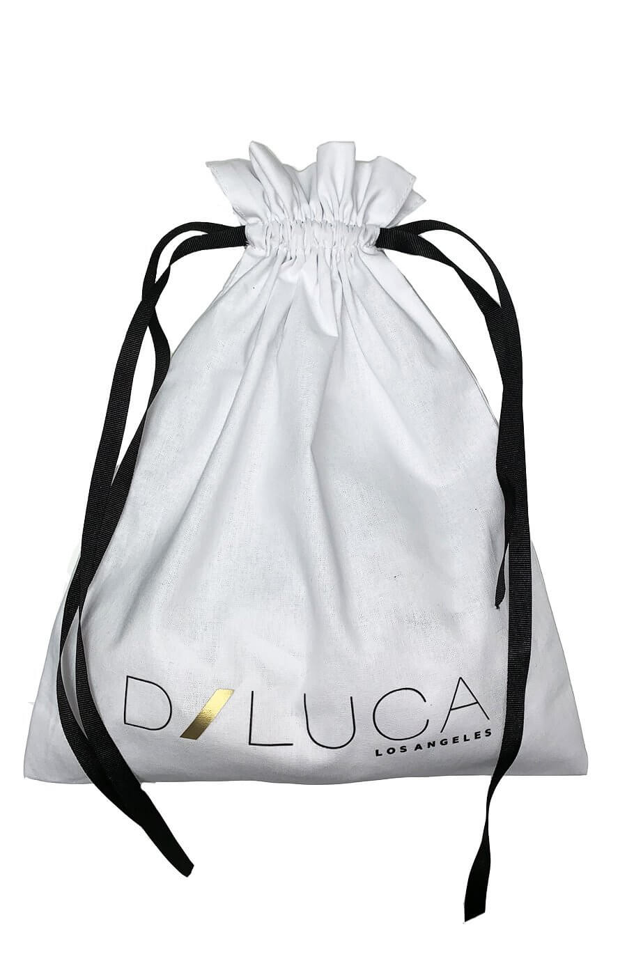 D/Luca Scarf Bag white
