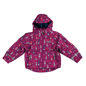 Spotty Otter Forest Leader Insulated PU Jacket