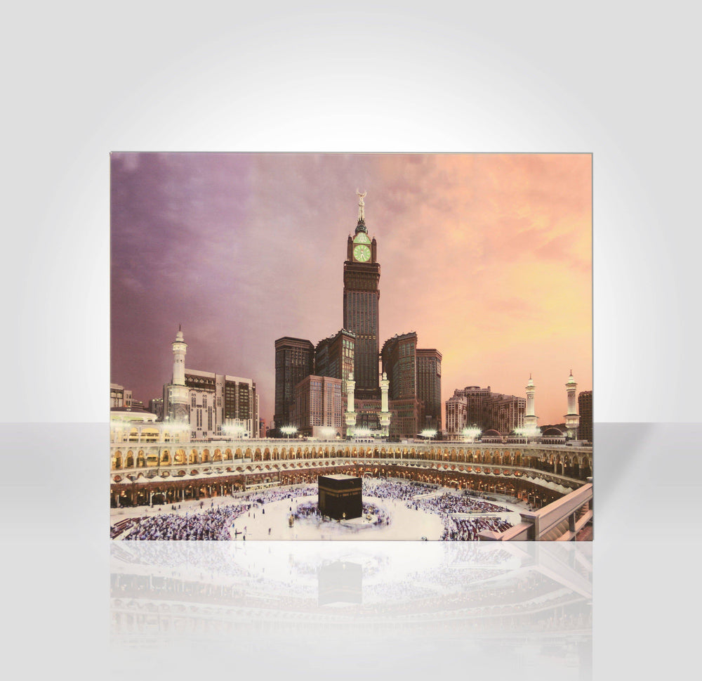 Mecca sunset Canvas