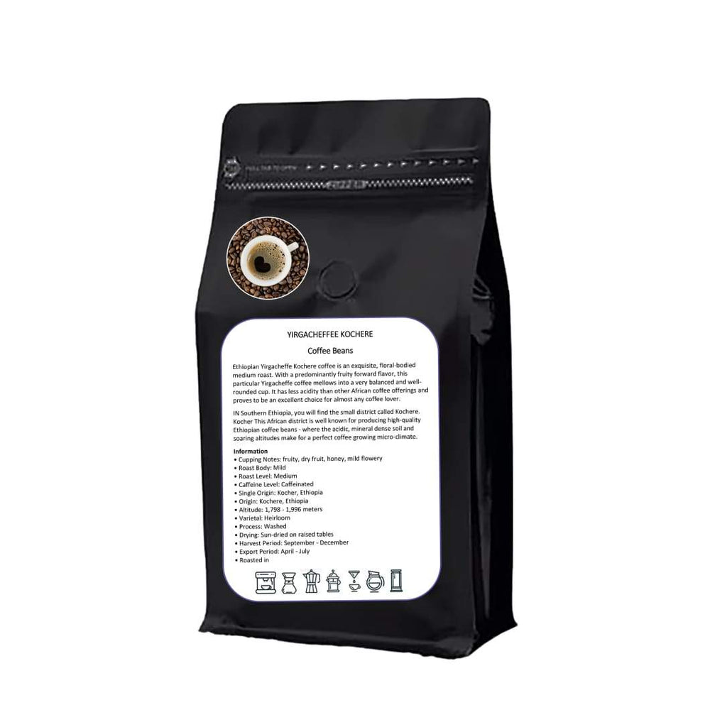 Mild Roast YIRGACHEFFEE KOCHERE Coffee
