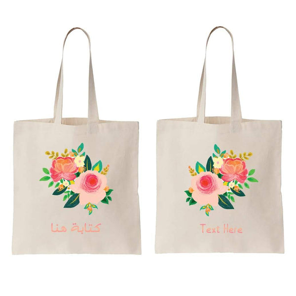 Pink Rosy Bag - FathakirrStore