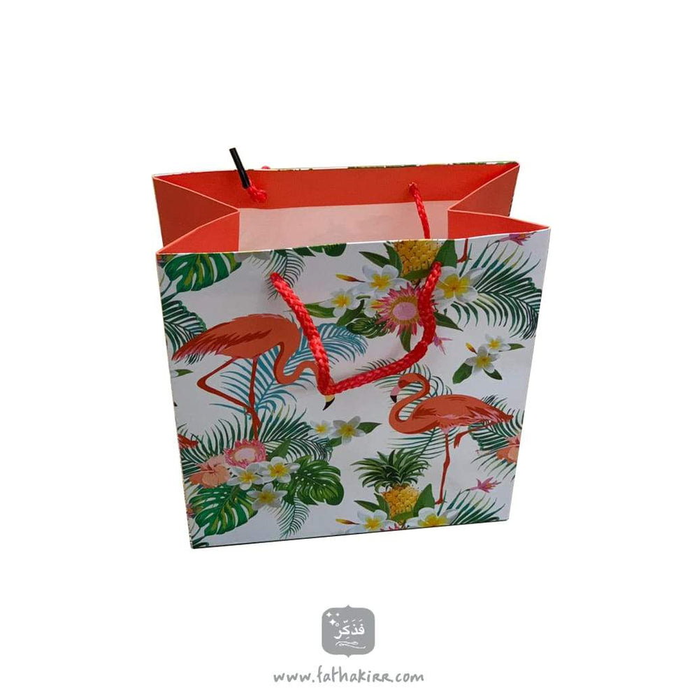 Flamingo Gift Bag