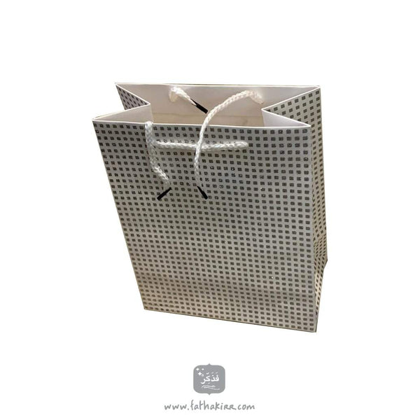 Silver Dost Gift Bag - FathakirrStore
