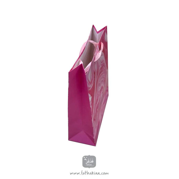 Paint Effect Gift Bag - FathakirrStore