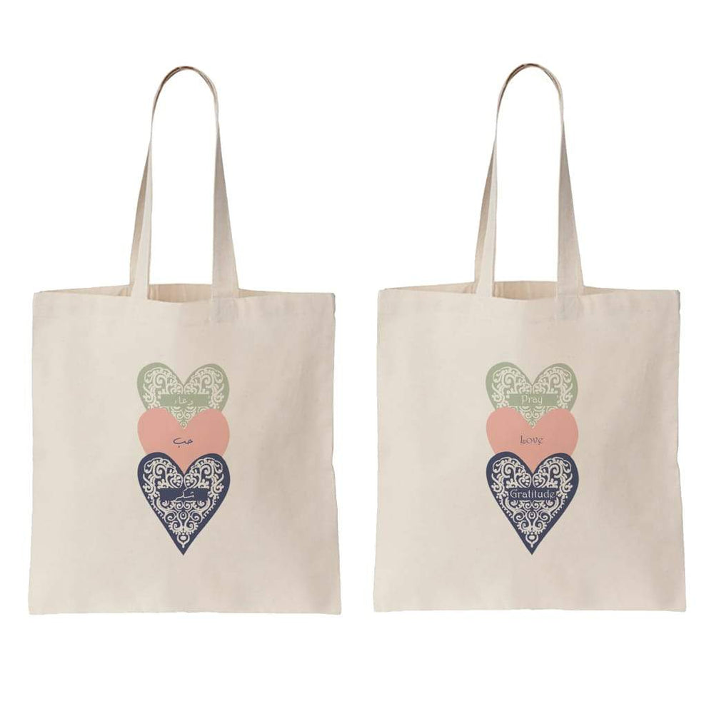 Cleansing Hearts Bag