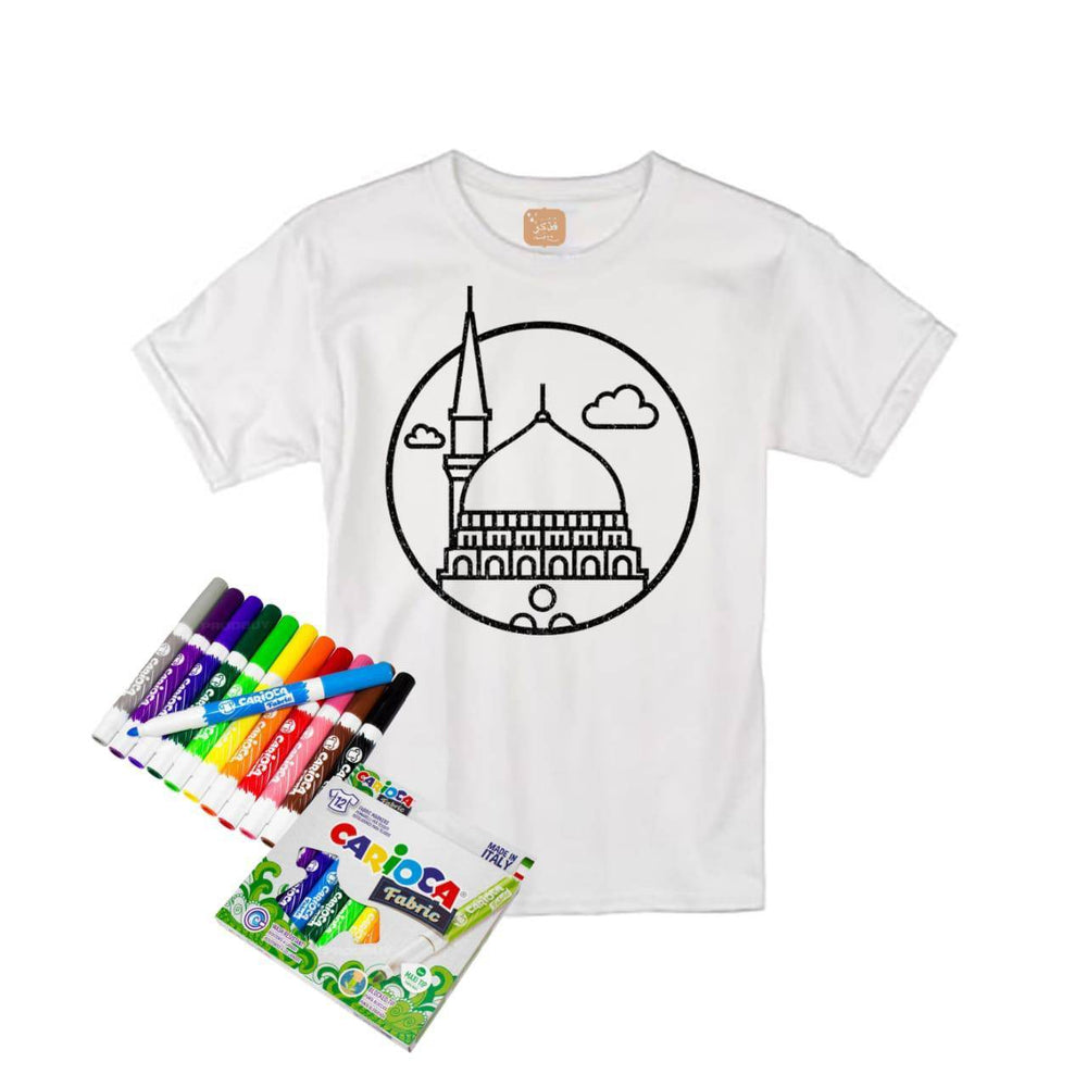 Shapes Hand Paint T-shirt