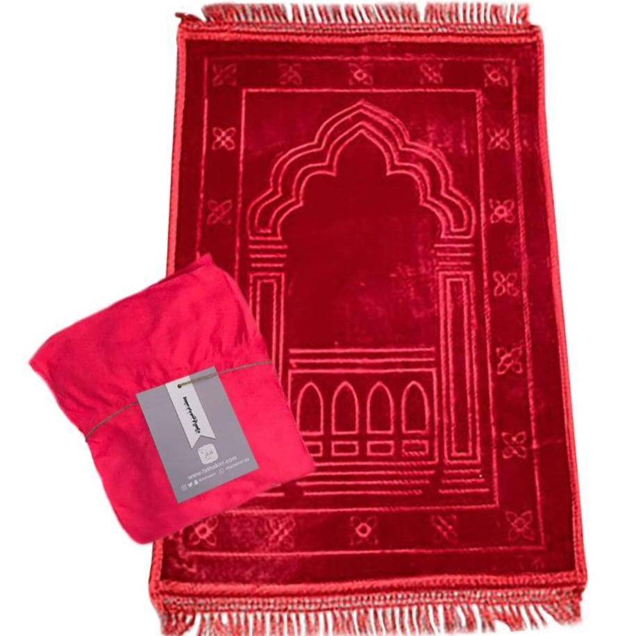 Women Fuchsia Prayer Set