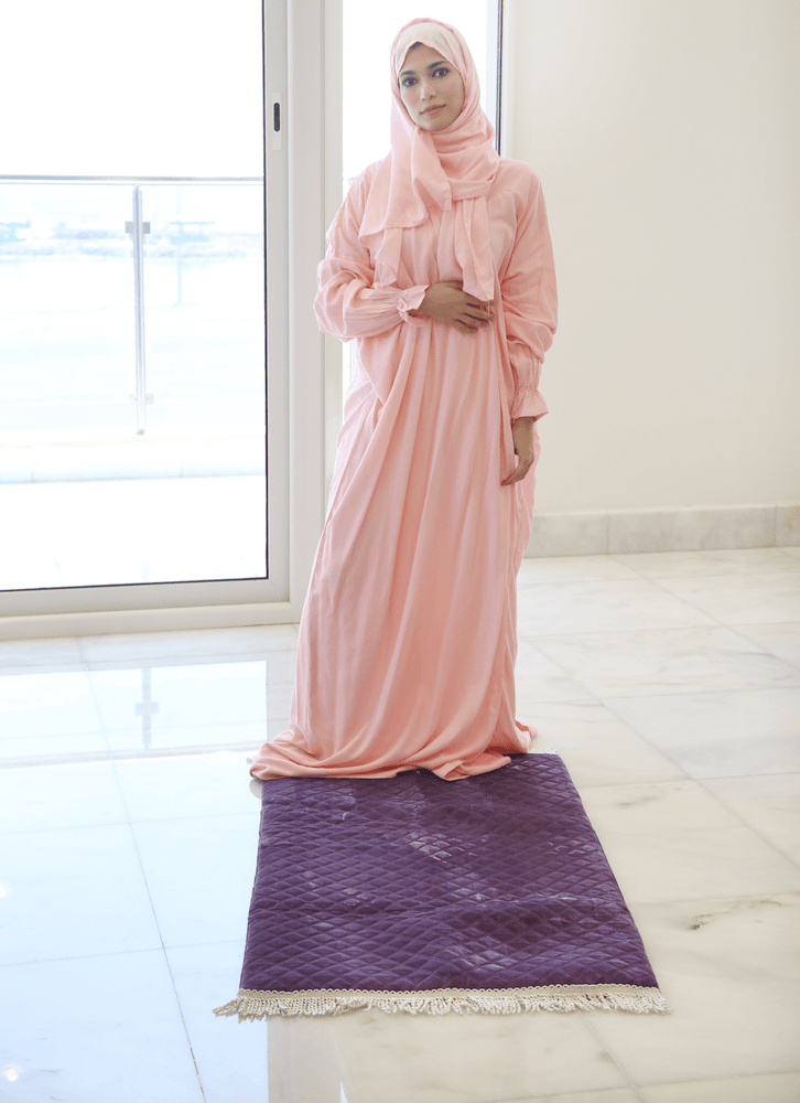 Women Prayer Wear Pink