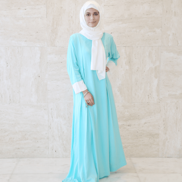 Women's Long Tiffany Dress - FathakirrStore